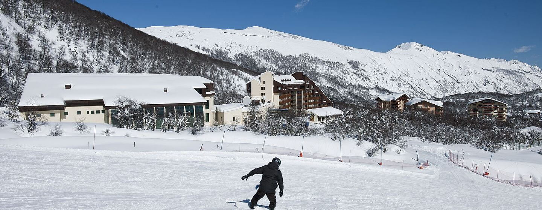 nevados de chillán ski resort